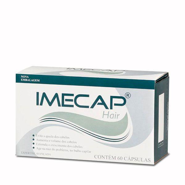 Imecap Hair 60 Cápsulas