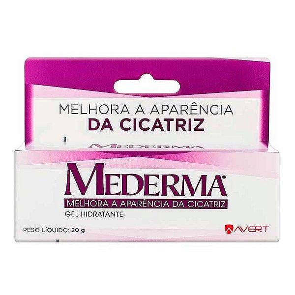 Mederma Gel Hidratante Para Cicatrizes 20g Avert