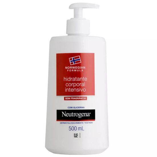 Neutrogena Norwegian Hidratante Sem Fragância 500ml