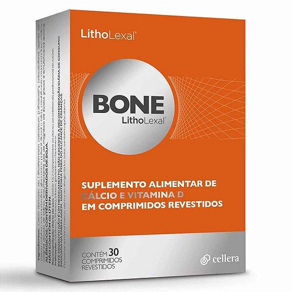 Bone 800mg/25mcg 30 Comprimidos