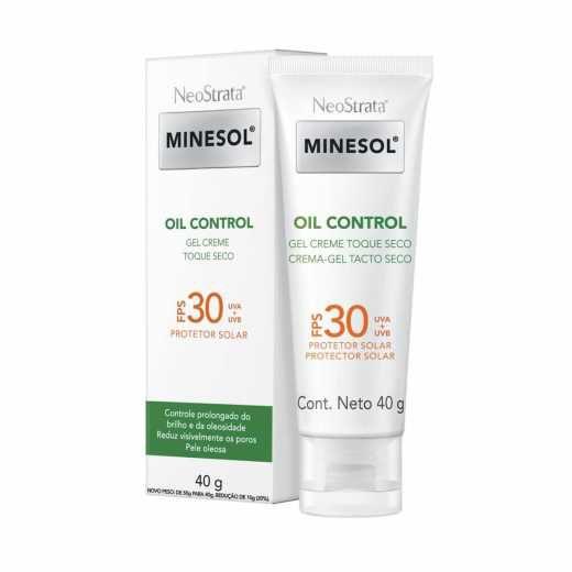 Neostrata Minesol Fps 30 Oil Control 40g Gel Creme