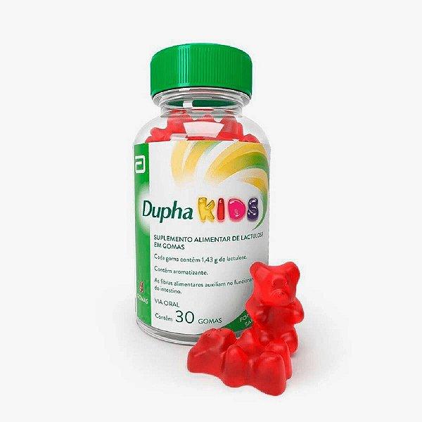 Dupha Kids Com 30 Gomas