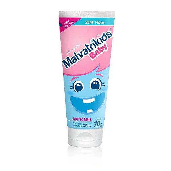 Gel Dental Malvatrikids Baby 70g