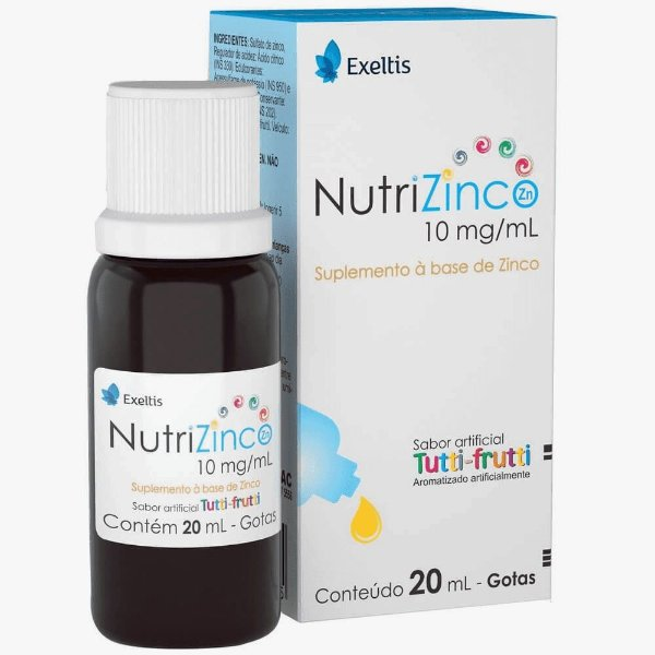 NutriZinco Gotas 20ml