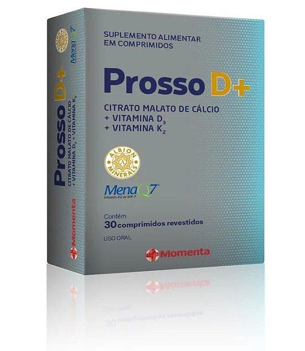 Prosso D+ Com 30 Comprimidos