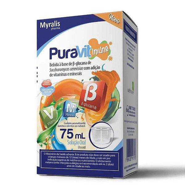 Puravit Imune Solução Com 75ml