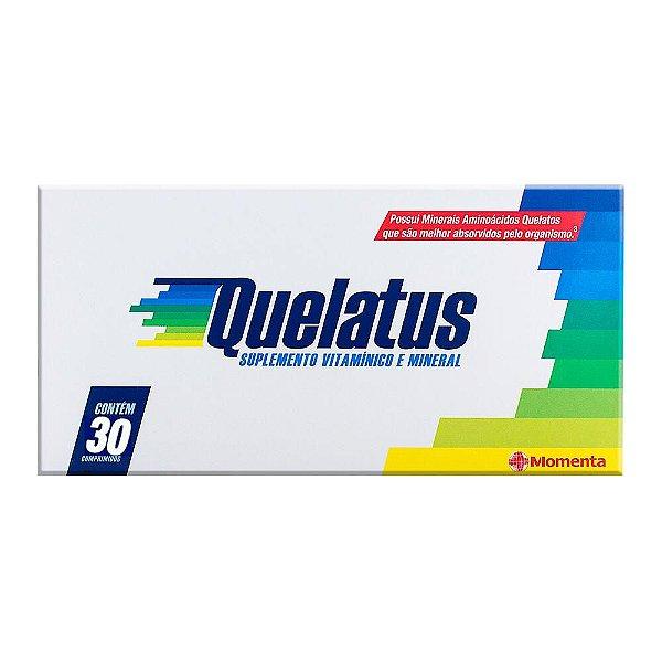 Quelatus Com 30 Comprimidos