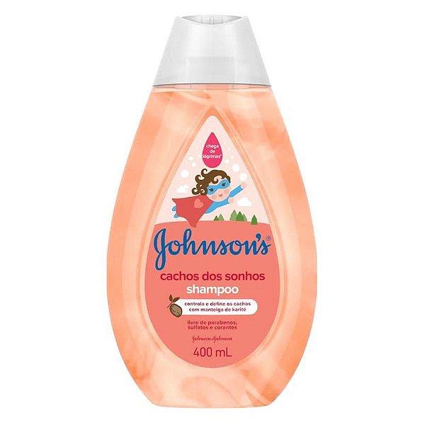 Johnson's Baby Shampoo Cachos Definidos 400ml