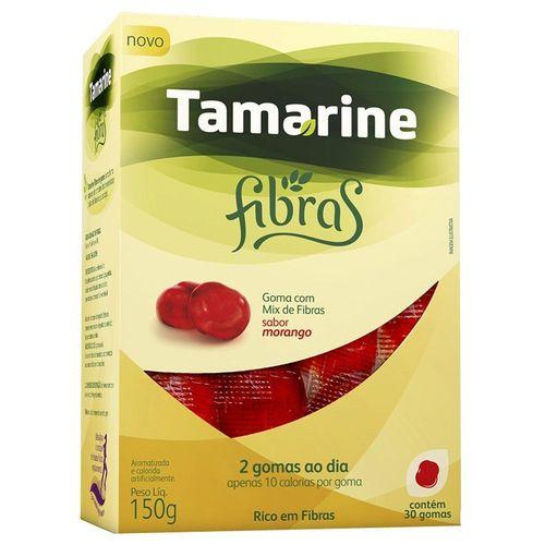 Tamarine Fibras 150g Sabor Morango com 30 Gomas