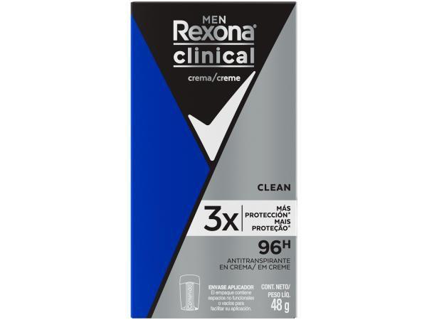Desodorante Rexona Clinical Men 48g