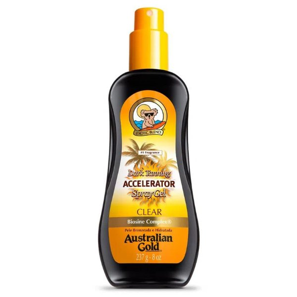 Spray Gel Bronzeador Australian Gold 237ml