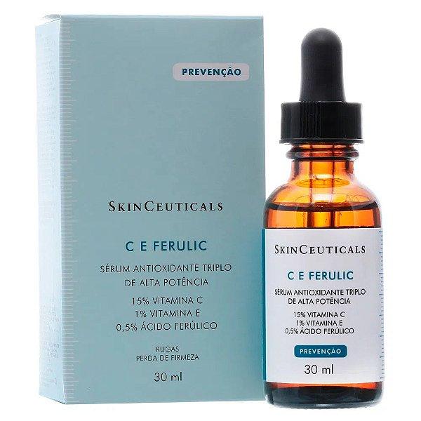 C E Ferulic Skinceuticals Rejuvenescedor Facial 30ml