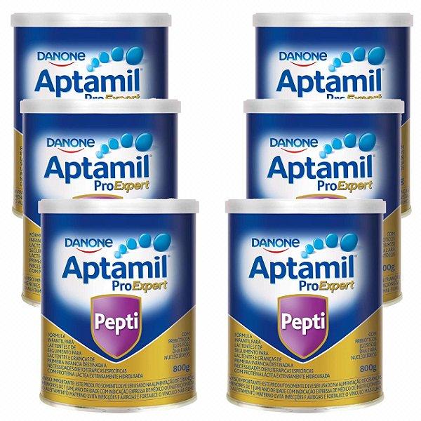 Aptamil Pepti Pro Expert 800g 6 Unidades
