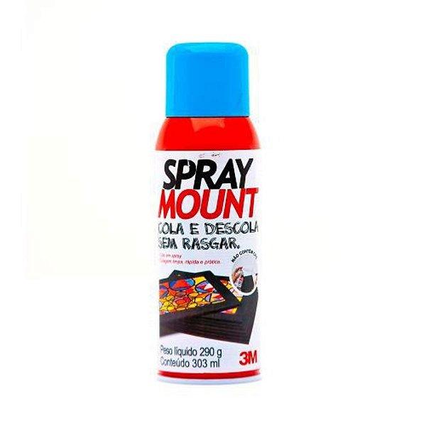 Cola Spray Mount 3M 290g
