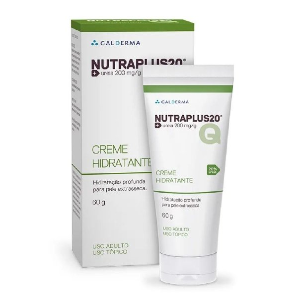 Nutraplus 20 Creme Hidratante 60g