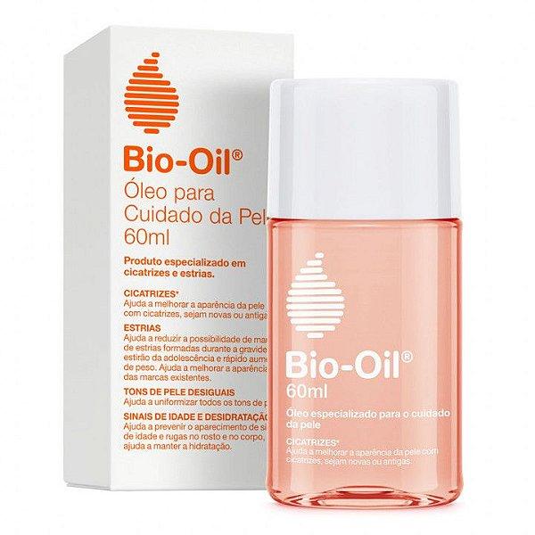 Bio-Oil Óleo Corporal Restaurador Antiestrias 60ml