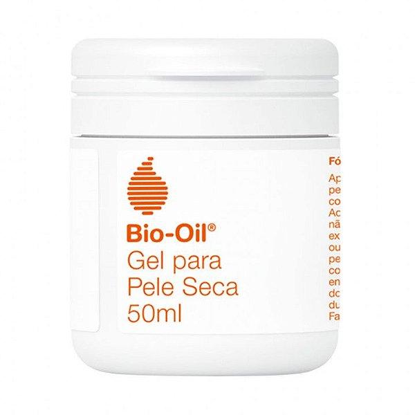 Bio-Oil Gel Corporal Para Pele Seca 50mL