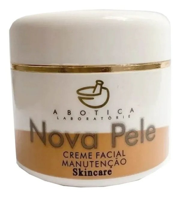 Creme De Manutenção Nova Pele Skincare 30g