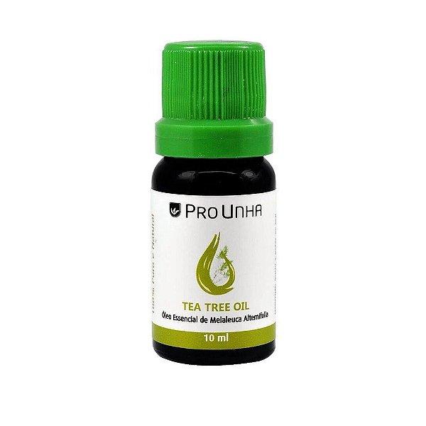Óleo Essencial De Melaleuca Alternifolia 10ml Pro Unha
