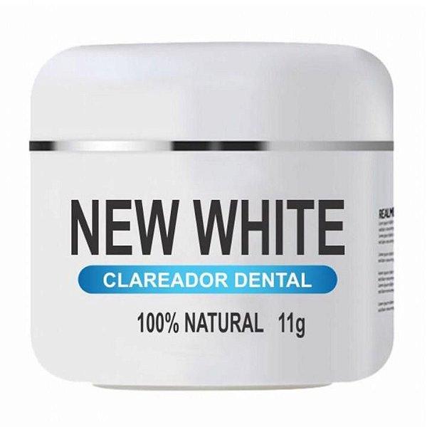New White Clareador Dental 11g