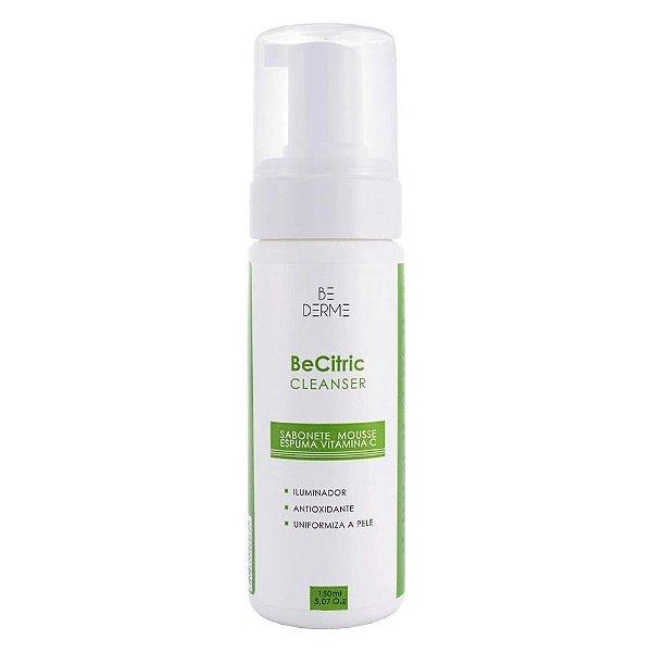 Be Citric Sabonete Clareador Mousse De Vitamina C 150ml