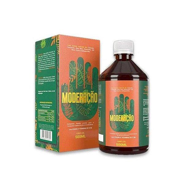 Moderação Detox Digestivo Natural 500ml