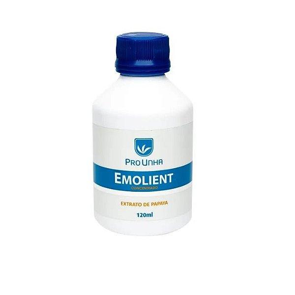 Emolient Frasco Concentrado 120ml Pro Unha