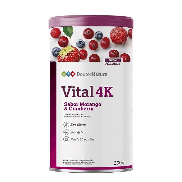 Vital 4K Suplemento Emagrecedor Rico Em Polifenóis 300g