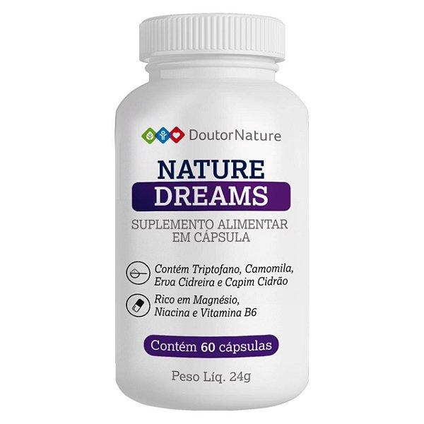 Nature Dreams Suplemento Alimentar Com 60 Cápsulas