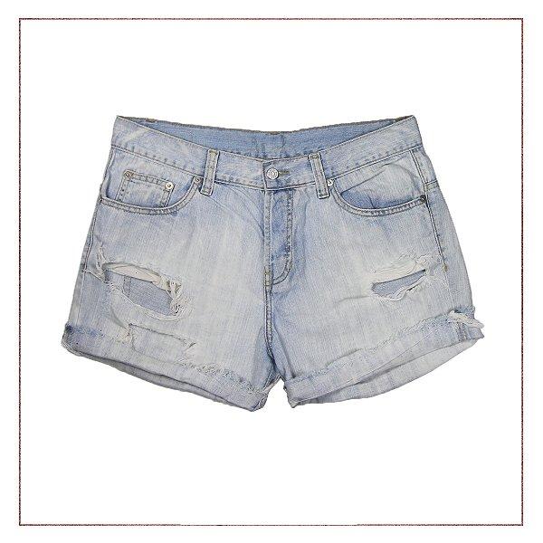 Shorts Jeans Daslu