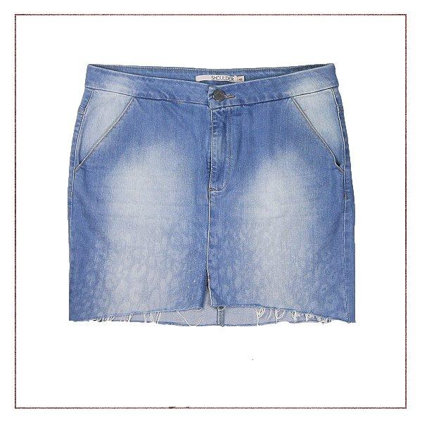 Saia Jeans Shoulder