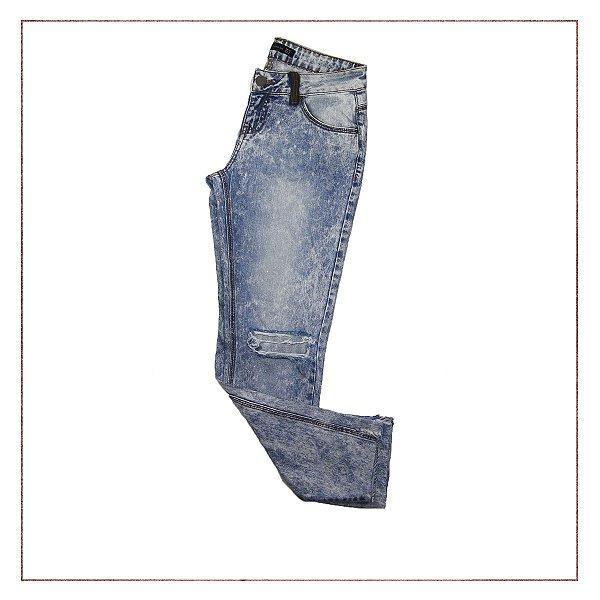 f20e8fcb2ae Calça Jeans Zara - Enfim Lucrei O Melhor Brechó Online de  Roupas . 3250088dbe