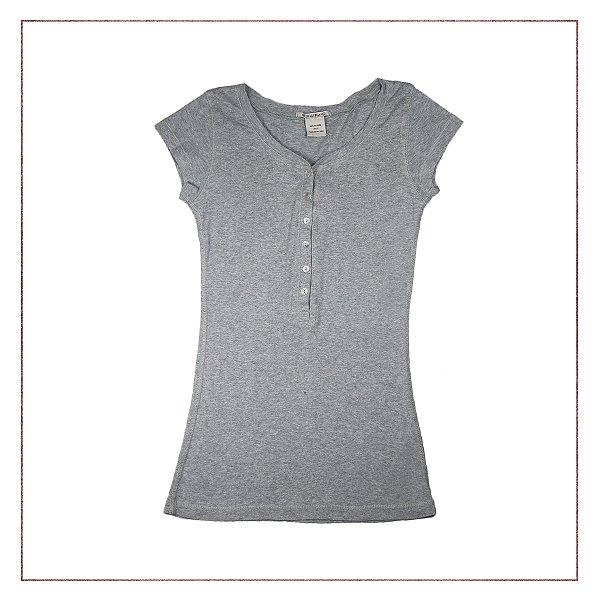 702b6abae Camiseta Le Lis Blanc - Enfim Lucrei | O Melhor Brechó Online de ...