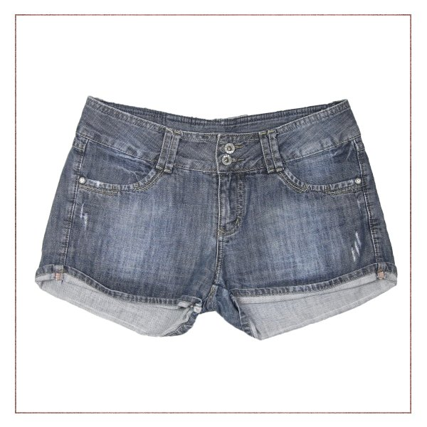 Shorts Jeans TNT