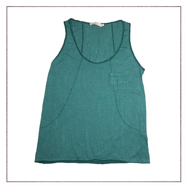 Blusa Verde Cris Barros