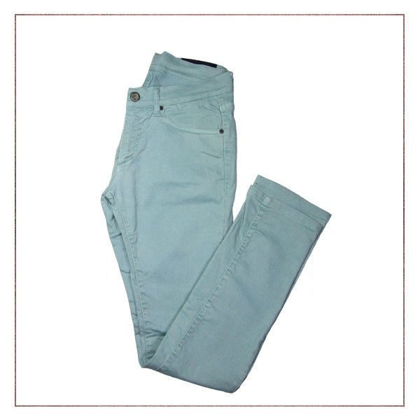 Calça Jeans Zara Azul