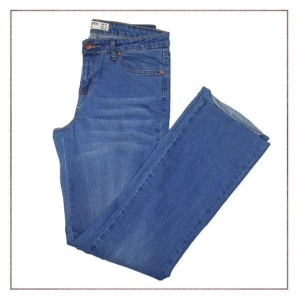 Calça Jeans Cotton on Flare
