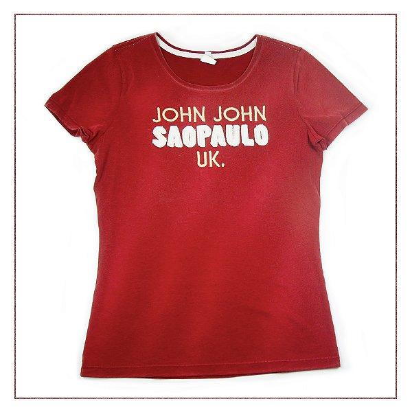 Camiseta John John Basic