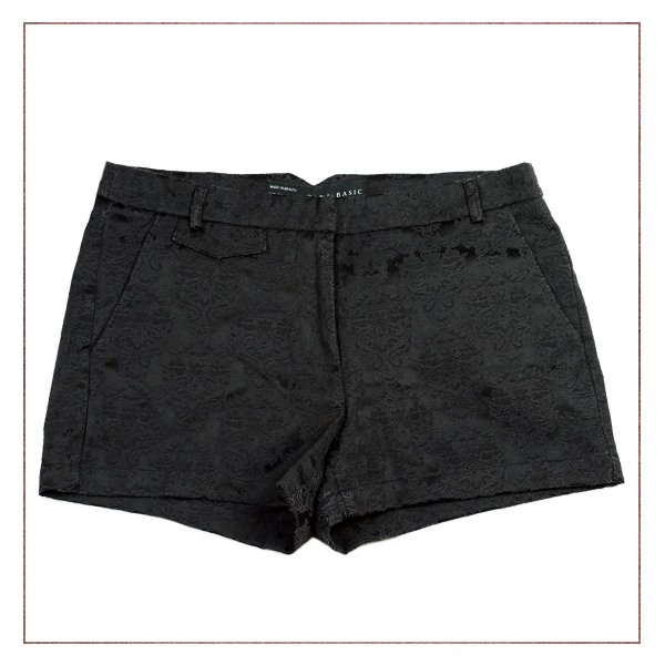 Shorts ZARA Texturizado