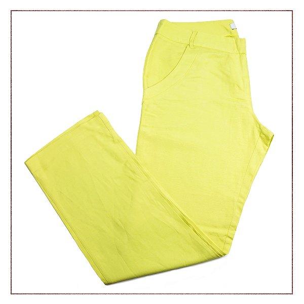 Calça Hit Amarela Esverdeada