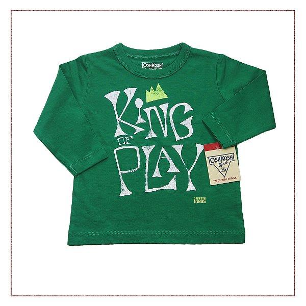 Camiseta Play OshKosh- novo!