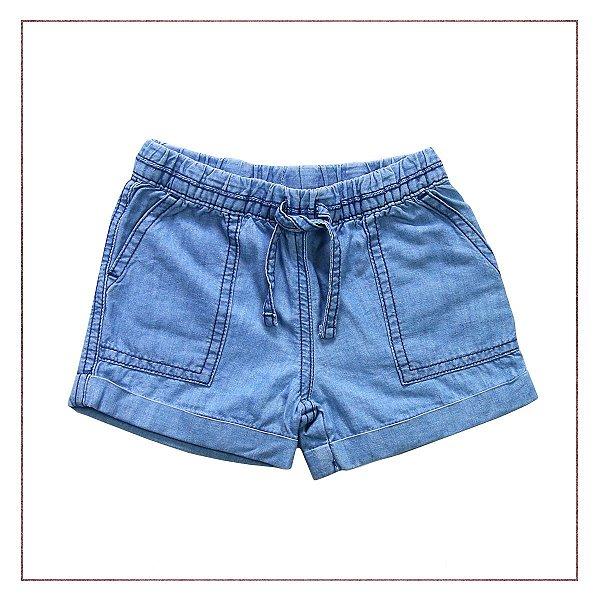 Shorts Jeans Carter's Meninas