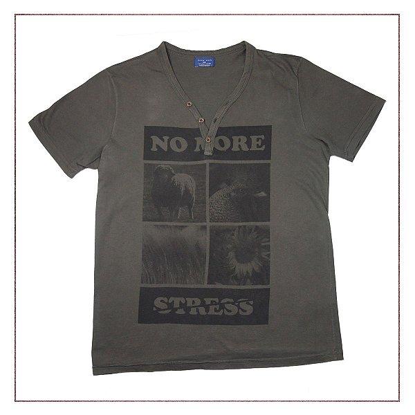 Camiseta Zara Man No More
