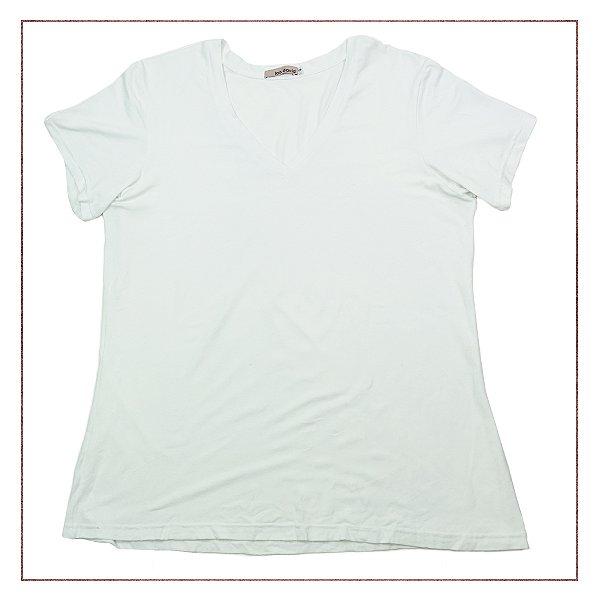 Camiseta Lais David Branca