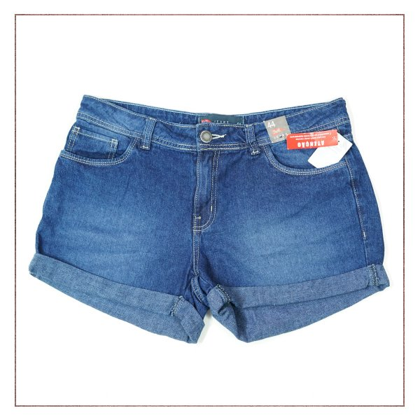 NOVO Shorts Jeans Riachuelo