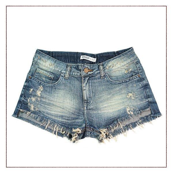 Shorts jeans Zara Basic