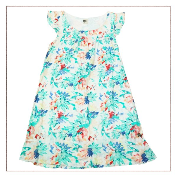 Vestido Hering Floral