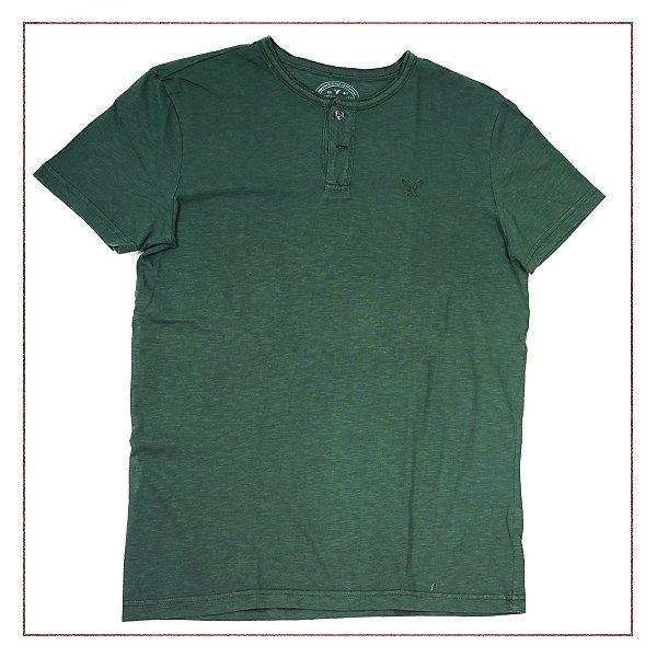Camiseta American Eagle Verde Musgo