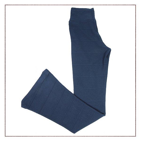 Calça Azul Marfim