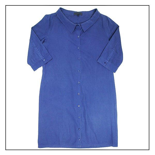 Vestido Maria Bonita Azul